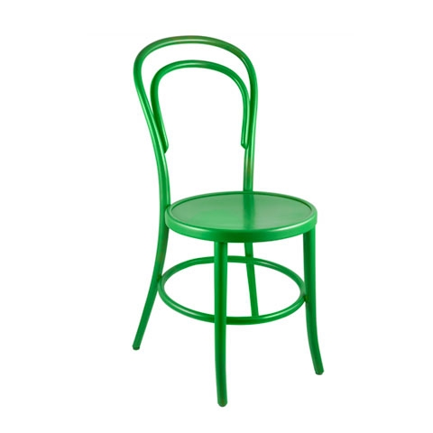 Bentwood Chair. Bentwood Chair. Green