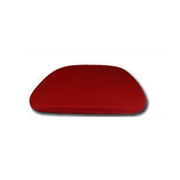 Red Seat Pad